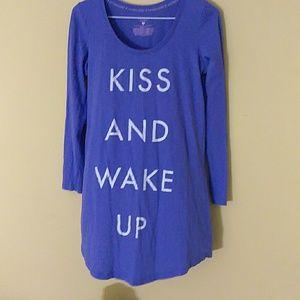 Victorias secret night sleep shirt